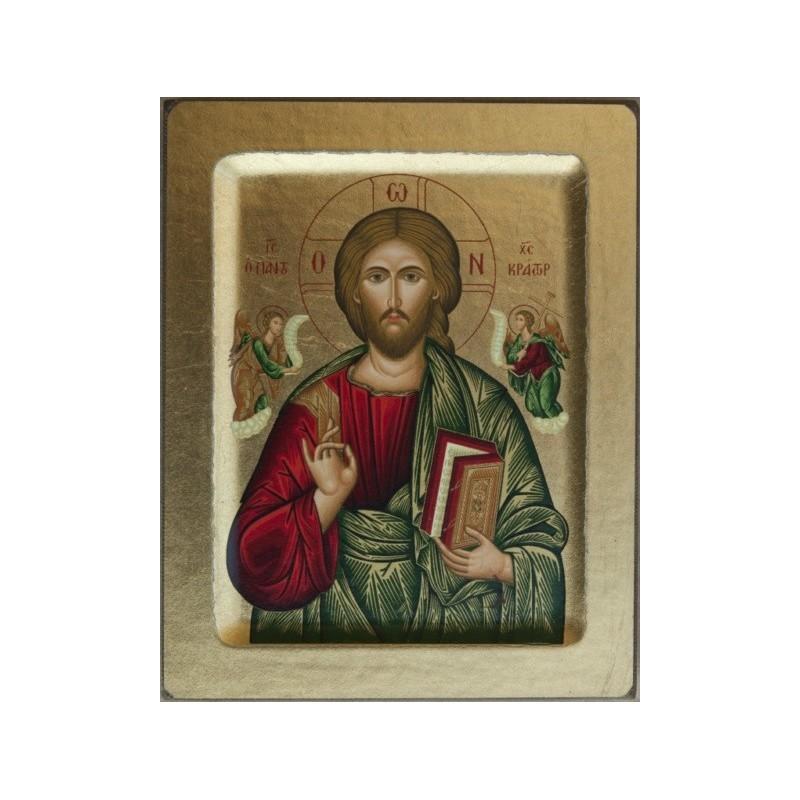 Icône du Christ Pantocrator 5 le christ pantokrator