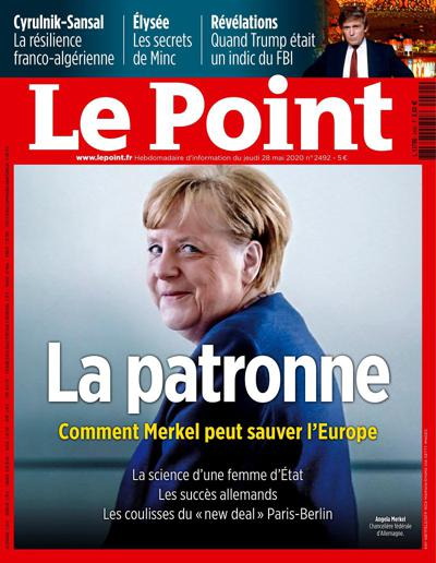 Abonnement magazines : Le Point 2 400