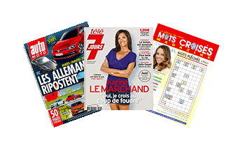 Abonnement magazines : Le Point 3 Loisirs