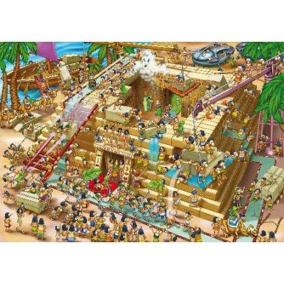 Puzzle Pyramide d'Egypte 1000 pièces 1 p1