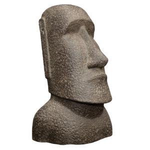 Statue Moai pour jardin