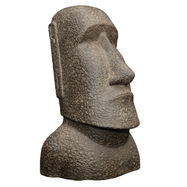 Statue Moai pour jardin 2 263286