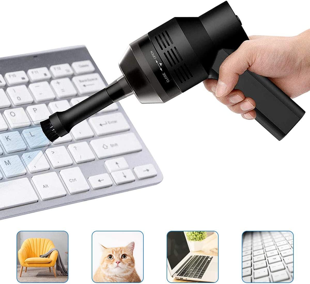 Mini Aspirateur sans Fil USB 3